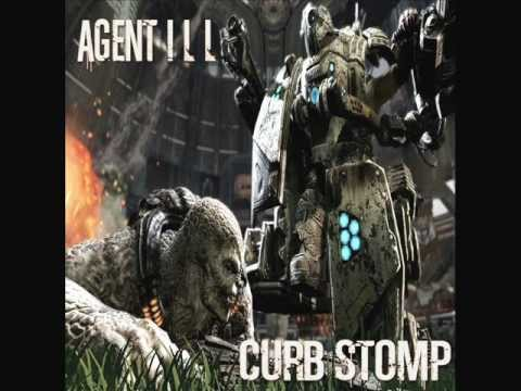Agent ILL presents &quot;CURB STOMP&quot; Drum and Bass Mix December 2012