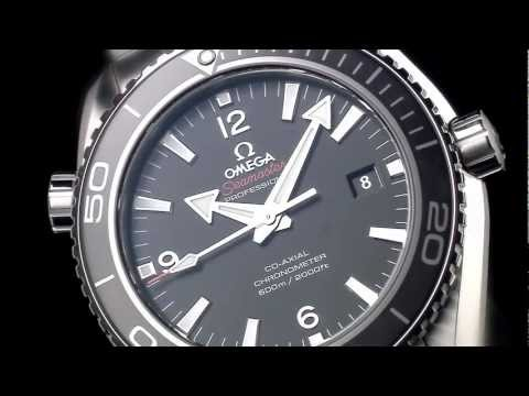 La spettacolare collezione OMEGA Planet Ocean