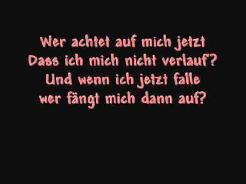 Philipp Poseil - Eiserner Steg Lyrics