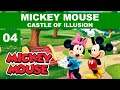 Mickey Mouse Clubhouse Full Game - Episode 4 (New 2014 Cartoons - Game Movie By Disney Jr.) HD 1080p English