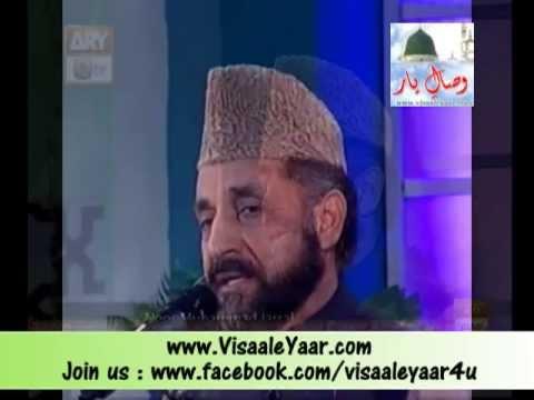 URDU NAAT( Apna Hasti Par)NOOR MOHAMMAD JARRAL IN QTV.BY  Naat E Habib