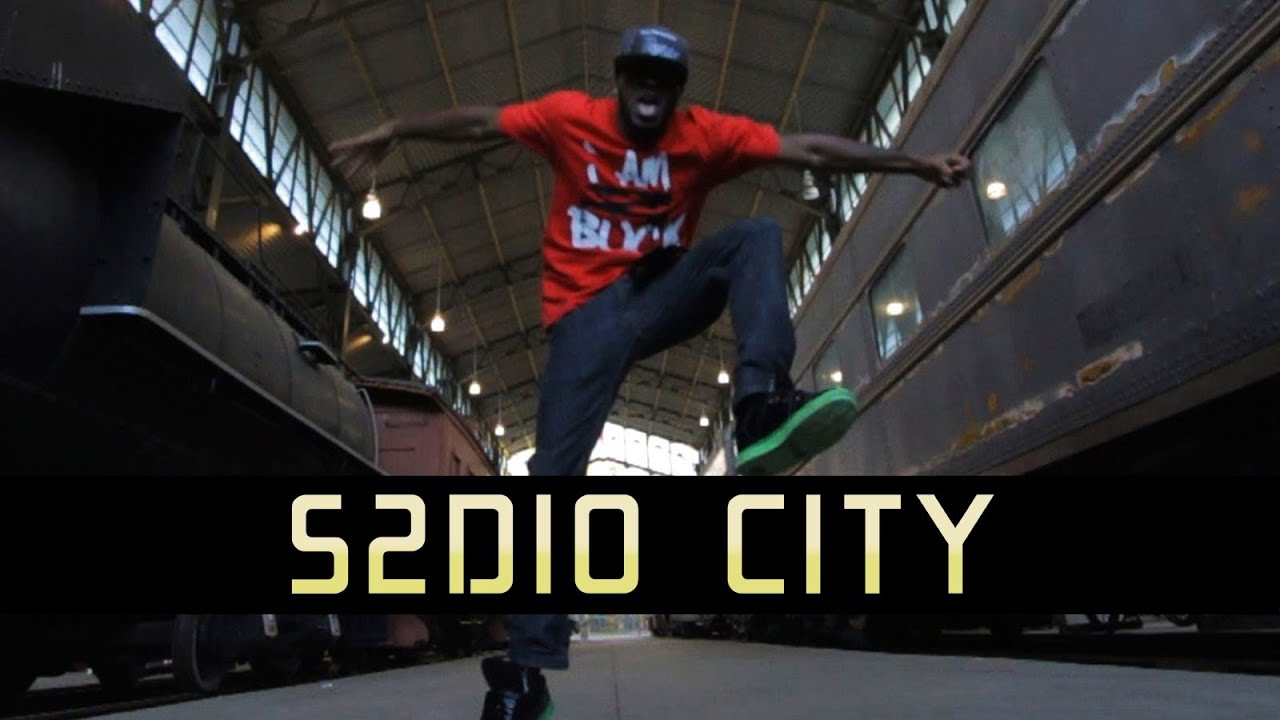S2DIO CITY: THE YARD ft. Tight Eyez [DS2DIO]