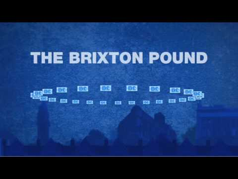 The Brixton Pound - 'Money that sticks to Brixton'