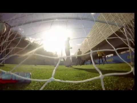 Lucozade Powerleague Ad (Feat. Alex Oxlade-Chamberlain)