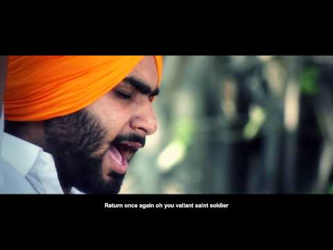 Sant Sipahi (Official Video) - Saini & Vgrooves - Jago - Immortal Productions