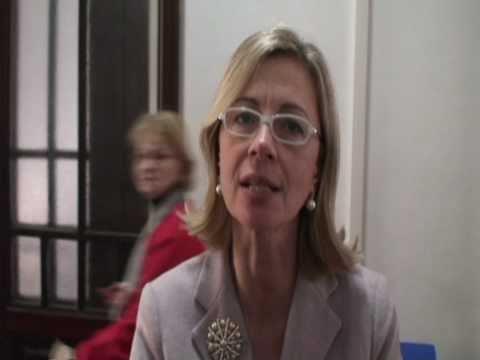 Mariella Zezza a immigrati; Lavoro, Formazione e Finanziamenti
