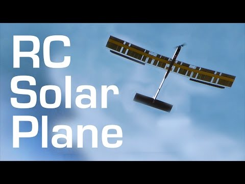 SOLAR Powered RC FPV Plane Build and Maiden - RCTESTFLIGHT - - UCq2rNse2XX4Rjzmldv9GqrQ