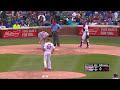 Фрагмент с конца видео WSH@CHC: Harper on base all seven times vs. Cubs
