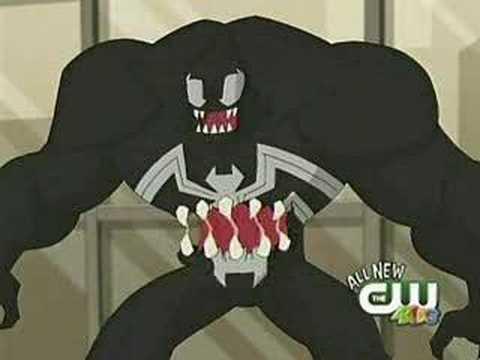 Final Showdown - Venom vs Spiderman