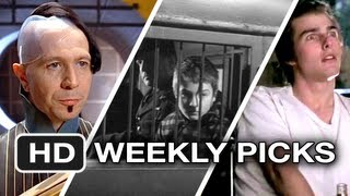 Weekly Movie Picks - Week of July 1, 2012 HD