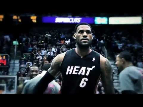 Embrace The Hate - LeBron James 2012 Season Mix