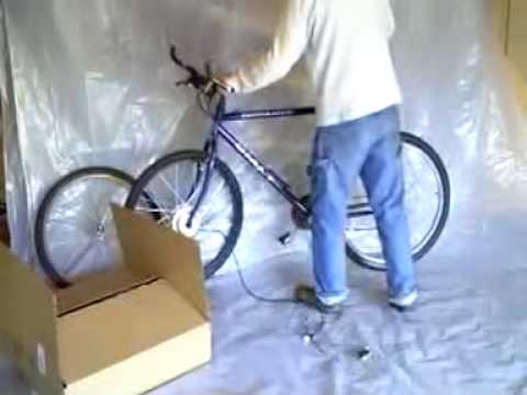 Easy DIY 3-Minute Fastest Electric Bike Conversion Kit -mSonugqhYuE