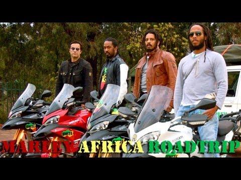 Ziggy Marley | Marley Africa Roadtrip