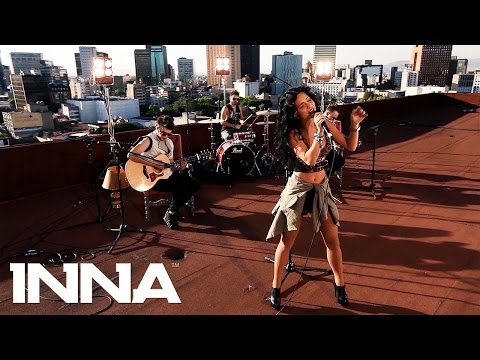 INNA - Tu si Eu (Rock the Roof - Mexico City)