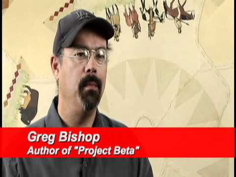 """Project Beta"" author Greg Bishop on the Dulce underground base"