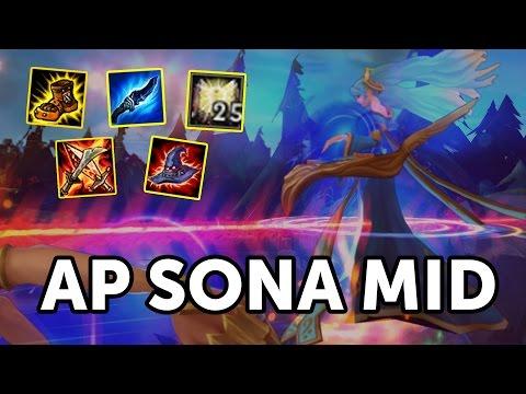 Sona Build Mid Ap S