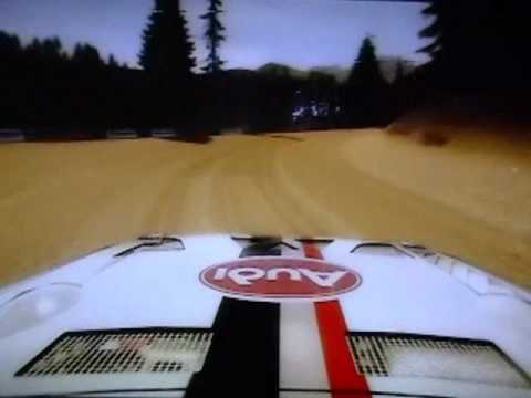 Audi quattro S1 Pike's Peak run (pure sound)