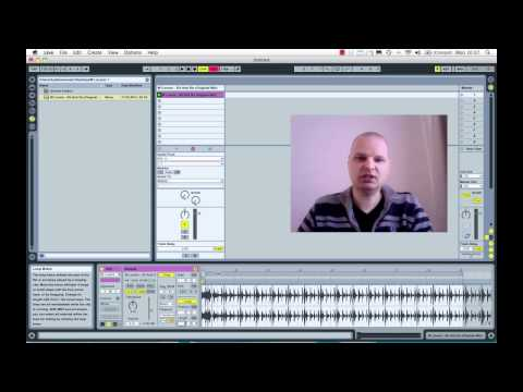 Ableton Tutorial: Warping - Best & Easiest way to do it
