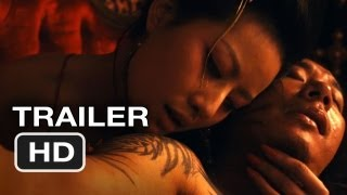 The Man With The Iron Fists Official Trailer (2012) Russell Crowe, RZA Movie HD