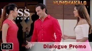 Humshakals Dialogue Promo 2