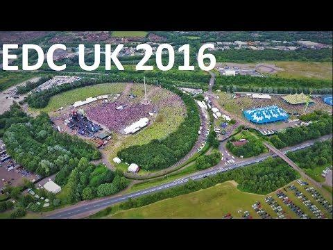 Electric Daisy Carnival (EDC UK 2016) @ The Bowl MK