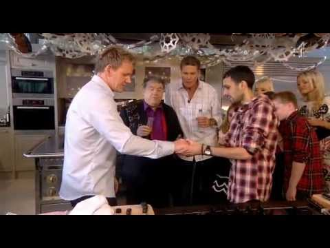 Gordon Ramsay Christmas Cookalong Live 2011 Part 3