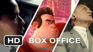 Weekend Box Office - November 9-11 2012 - Studio Earnings Report HD