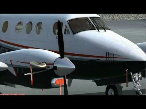 CARENADO C90B KING AIR HD