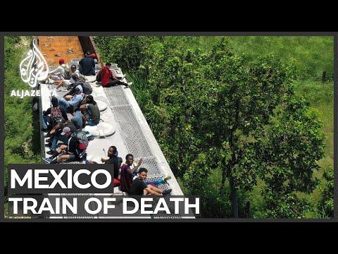 Meksički vlak smrti