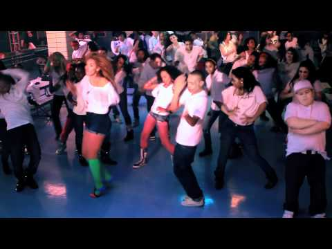 OFFICIAL HD Let-s Move! Move Your Body Music Video with Beyoncé - NABEF