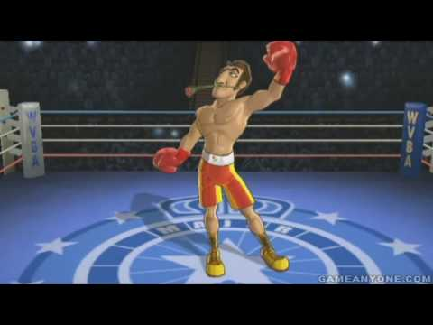 Punch-Out!! Wii Walkthrough - Major Circuit - Don Flamenco [HD]