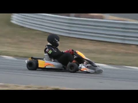 How to Get Into Racing - Karts at Monticello Motor Club