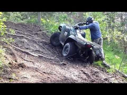 ATV Riding in Alberta 2010 - Part 2