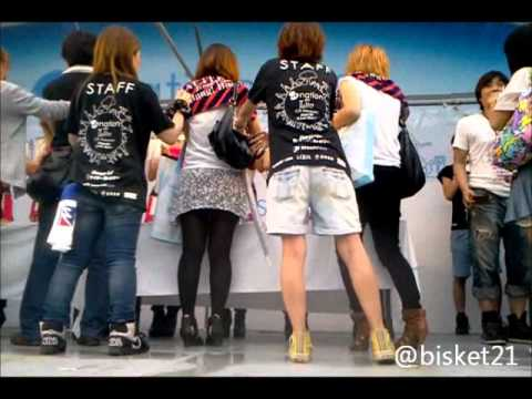 [FANCAM] 110821 After School @ Hi Touch A-Nation,Osaka