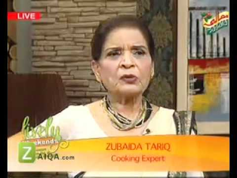 Suji Ka Halwa, Hyderabadi Pulao And Daal Achari by Zubaida Tariq   Zaiqa