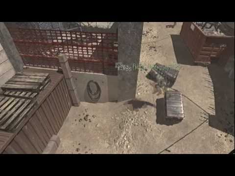 MW3 Glitches Jumps Tricks Infected Spots Part 2 Online | PS3 | Xbox 360 | PC