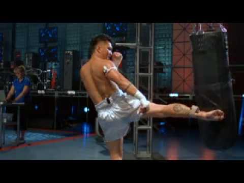 Sport Science Hardest Kick