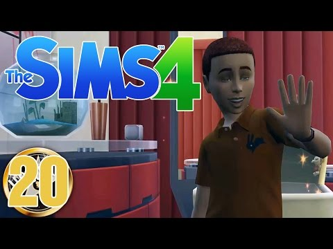 "Ginger Boy!! ""Sims 4"" (Hollywood) Ep.20"