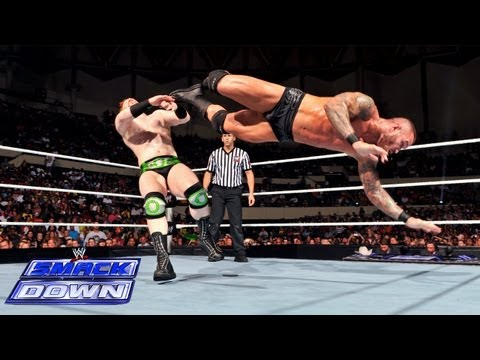 Sheamus vs. Randy Orton: SmackDown, July 12, 2013