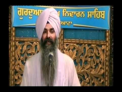 Gurbani Katha - Maya Daa Bandhan Kee Hai - Bhai Kulwant Singh Ji