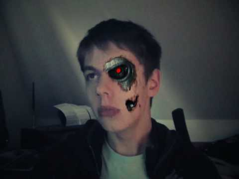 Terminator Face Effect Vfx - SynthEyes, 3ds Max, Photoshop & After Effects