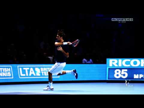 Roger Federer - PeRFection Is In Tennis (HD 720p)