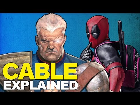 Deadpool 2: Who Is Cable? - UCKy1dAqELo0zrOtPkf0eTMw