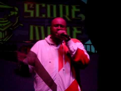 Gift of Gab (Blackalicious) - Chemical Calisthenics Live @ Aces Lounge