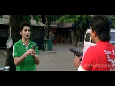 Latest Marathi Movie- Dhoom 2 Dhamaal-Part 1 Of 12-Ashok Saraf and Pushkar Jog