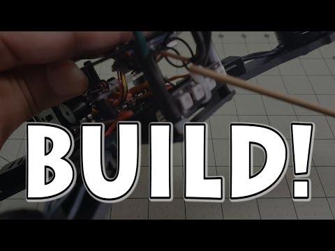 GB220 (QAV-R Clone) Frame Build - default