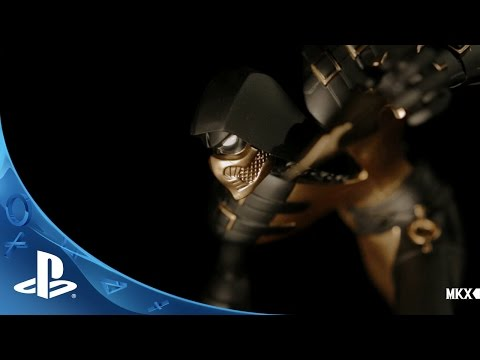 Mortal Kombat X - Making The Kollector's Edition by Coarse | PS4, PS3