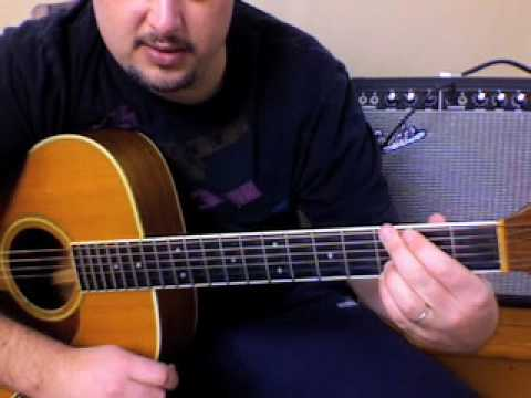 Green Day - Good Riddance - Time of your Life - Easy Beginner Acoustic Guitar Lesson