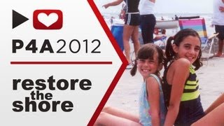 Restore the Shore - Project for Awesome 2012