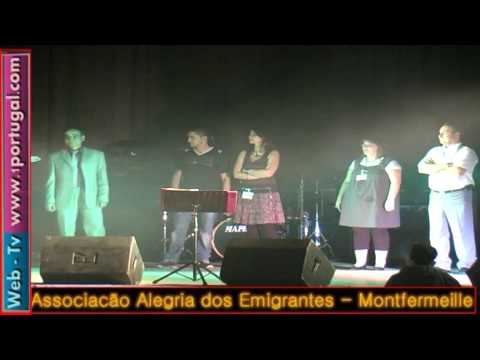 Canario Naty Miranda Alegria dos Emigrantes Montfermeille N1